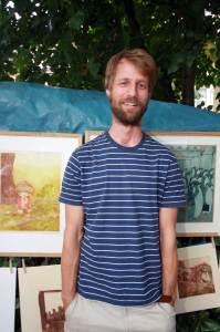 Staffan Gnosspelius at Urban Art 2014