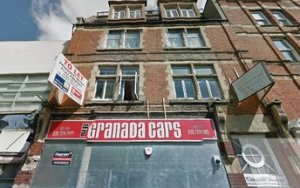 Granada cars coldharbour