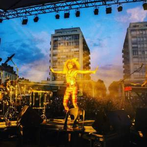 Flavia Coelho will be performing live at Brixton Come Together Festival on Sunday
