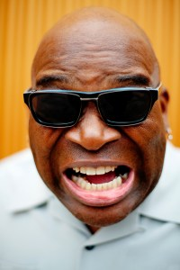 Barrence Whitfield. Photo by Drew Reynolds
