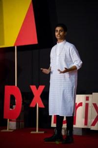 Sabah Choudery at TEDxBrixton 2015