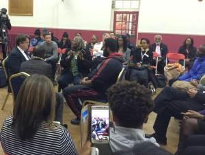 Big Talk Audience