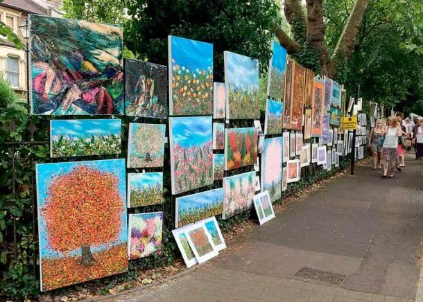 Urban Art Josephine Avenue
