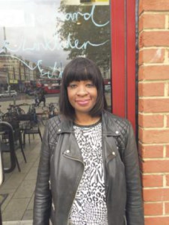 Yvonne Ellis founder of charity Daughter's Arise