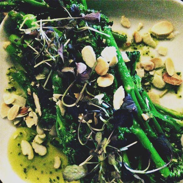 Donostia Social Club broccoli