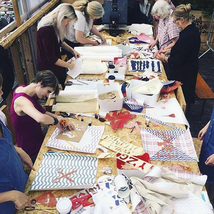 Brixton Bag Workshop: Studio MelB