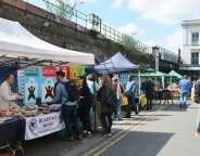 Brixton Sunday Farmers Market