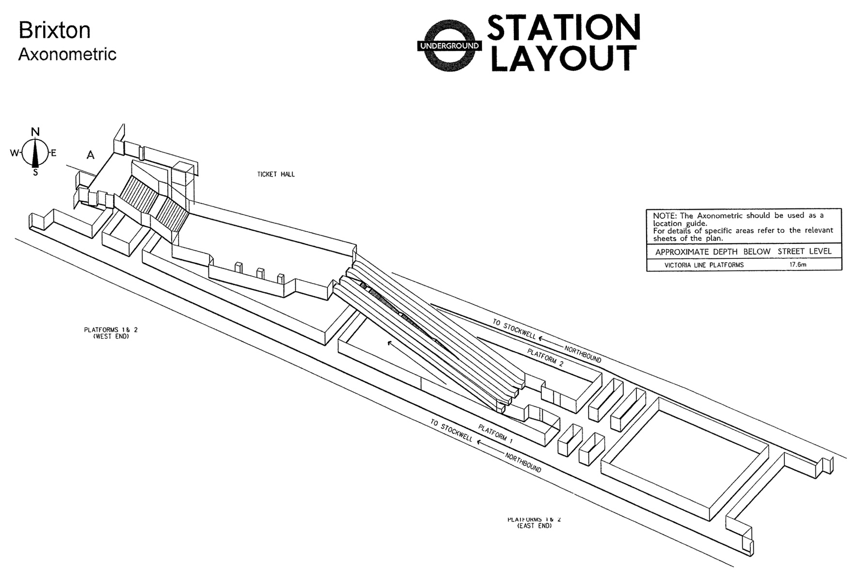 Gaze In Awe At Axonometric Diagrams Of Brixton And