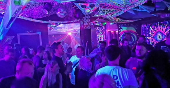 In photos: The last days of Brixton's Club 414, Hard House