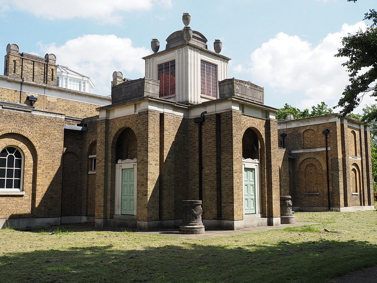 In photos: a look around the Dulwich Picture Gallery and gardens