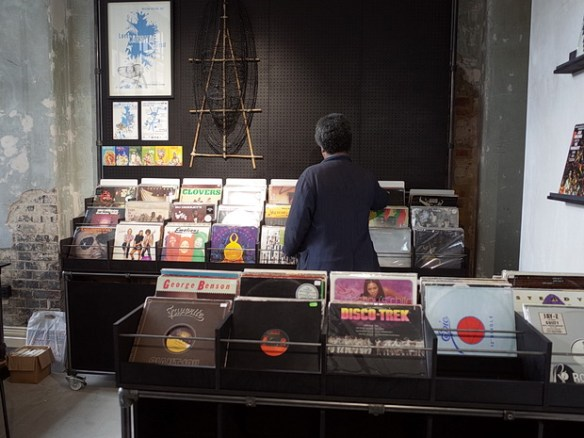 In photos: Brixton's Pure Vinyl record shop opens today