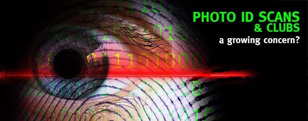 Concerns grow over the rise of compulsory ID scanning in pubs, clubs