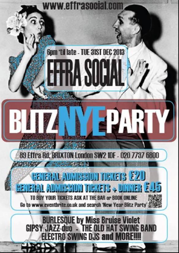New Year's Eve in Brixton – the ultimate guide to New Year's