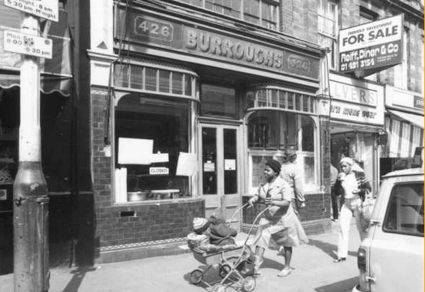 The Last Eel And Pie House In Central Brixton