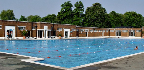The shocking state of Brockwell Lido: broken, dirty and badly run