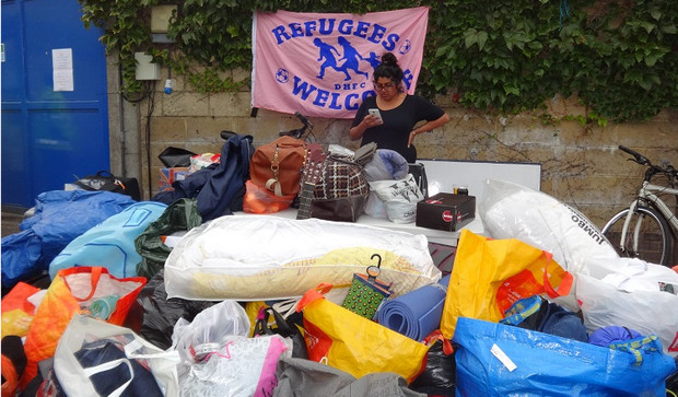 Dulwich Hamlet overwhelmed by donations for Calais appeal - volunteers urgently needed tonight (9th Sept)