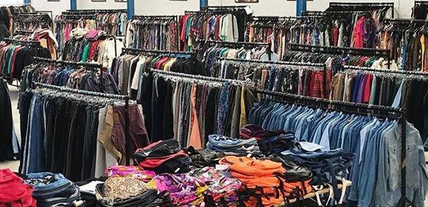 Beyond Retro Vintage Garage Sale In Peckham Every Day Until Sun