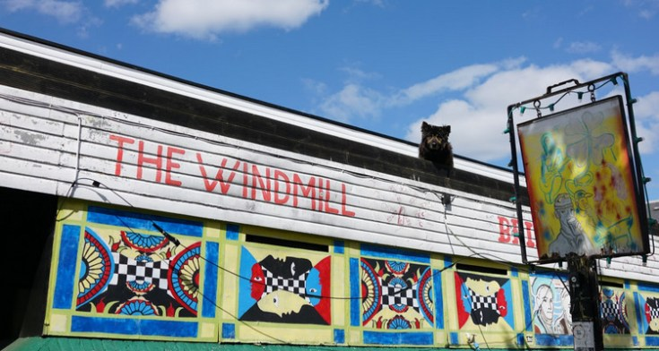 Listen to a podcast about the Brixton Windmill - London's finest small live venue
