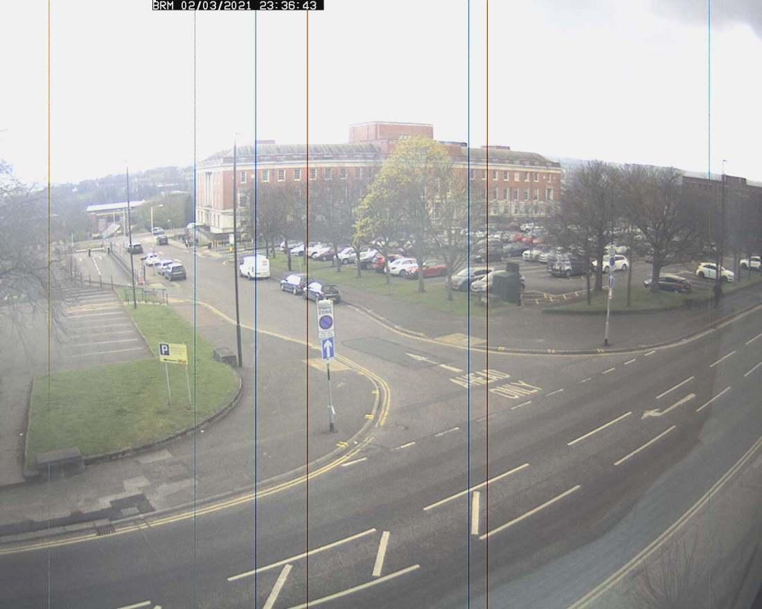 Peak District Webcams - Chesterfield Webcam