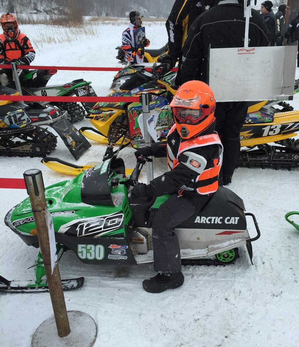 Amazing Brm Offroad Graphics Yamaha Srx 120 Snowmobile Race