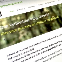 Update website Snelwegen-Utrecht