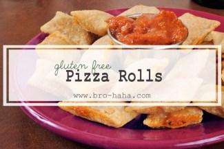 gluten free pizza rolls recipe