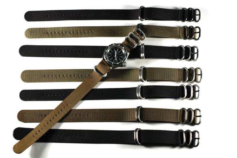 Maratac NATO Watch Straps