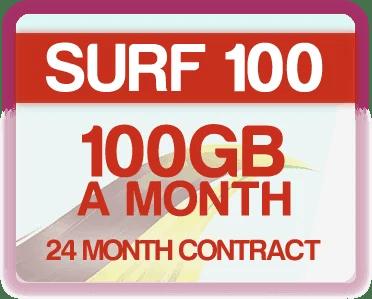 surf 100 mini