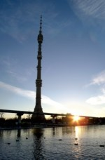 Ostankino Tower, Moscow