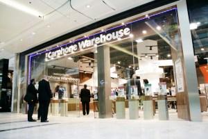 Carphone Warehouse calls Fetch TV