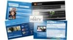 HbbTV various screen shots