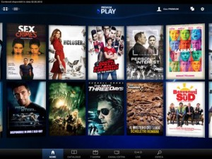 video mediaset premium play