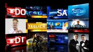 RTL Deutschland programmes