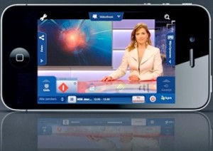 Kpn Selects Accenture For Its Iptv Services