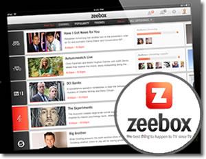 Zeebox second screen