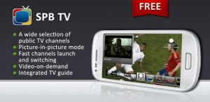 SPB TV on Android