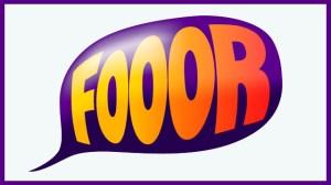 Fooor