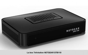 TeVolution Netgear box