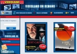 videoland VOD