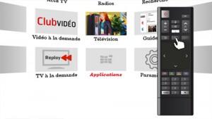 SFR STB Google Play