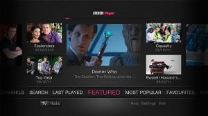 BBC iPlayer Sony Playstation 4
