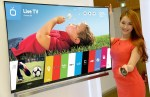 LG sells one million webOS-enabled Smart+ TVs