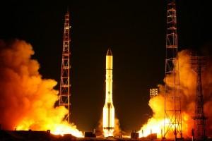 Express Satellite Launch