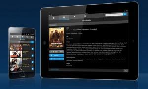 maxdome-mobile-app