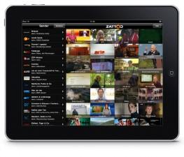 Zattoo-iPad-VoschauNebenSenderliste-Okt11