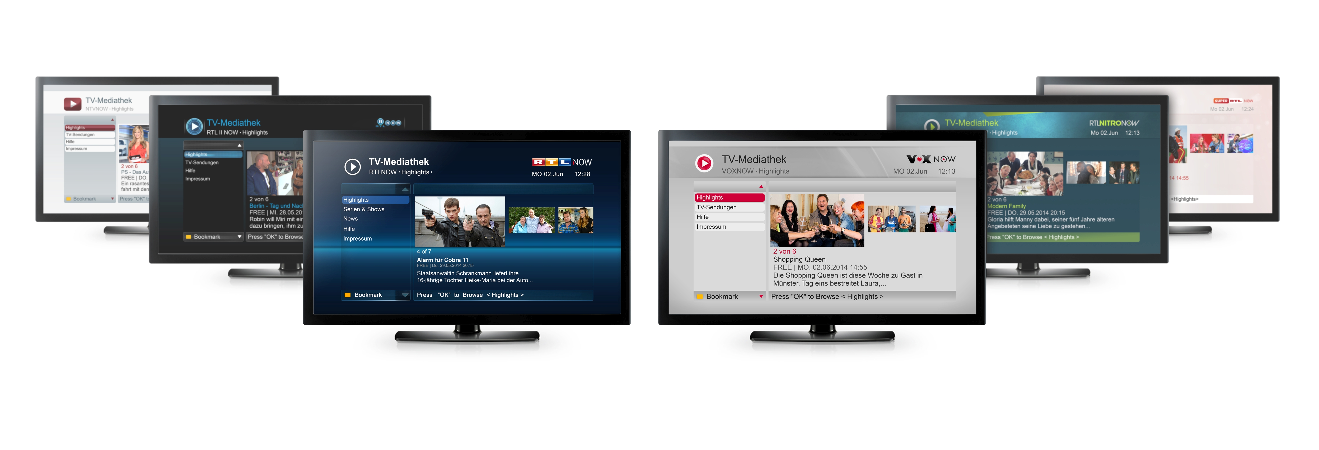 awesome rtl expands catchup tv on german cable with tv eckmbel