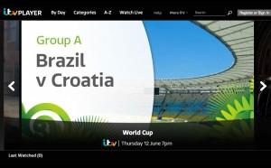 ITV World Cup