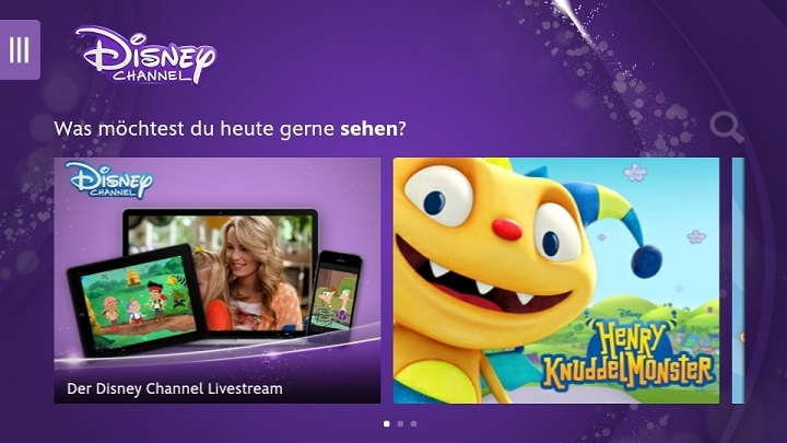 Disney Channel Germany launches free app  Disney Channel ...