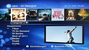 UPC Austria On-Demand