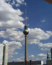 Funkturm Berlin Alexanderplatz